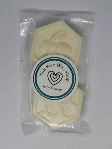Honeycomb Baby Powder Wax Melt scaled
