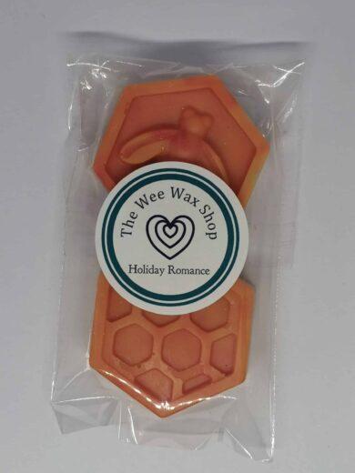 Honeycomb Holiday Romance Wax Melt scaled