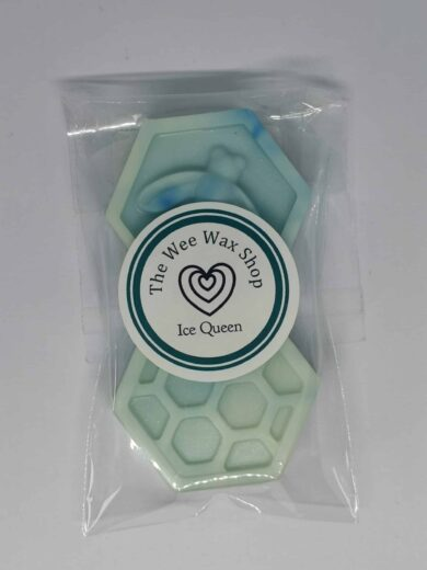 Honeycomb Ice Queen Wax Melt scaled