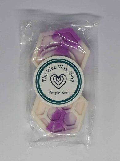 Honeycomb Purple Rain Wax Melt scaled