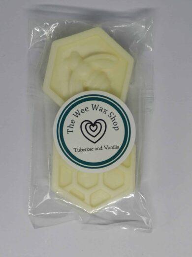 Honeycomb Tuberose and Vanilla Wax Melt scaled