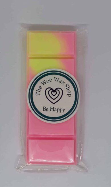 Snap Bar Be Happy Wax Melt