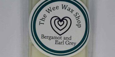 Snap Bar Bergamot and Earl Grey Wax Melt