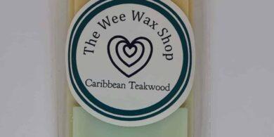 Snap Bar Caribbean Teakwood Wax Melt