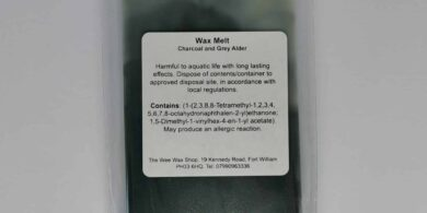 Snap Bar Charcoal and Grey Alder Rear