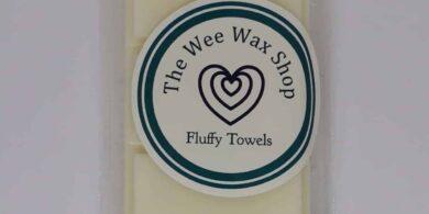 Snap Bar Fluffy Towels Wax Melt