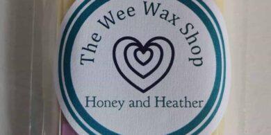 Snap Bar Honey and Heather Wax Melt