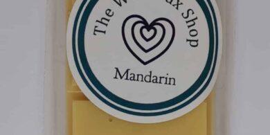 Snap Bar Mandarin Wax Melt