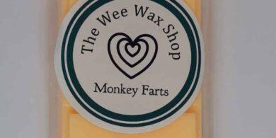 Snap Bar Monkey Farts Wax Melt