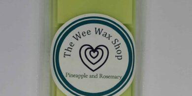 Snap Bar Pineapple and Rosemary Wax Melt
