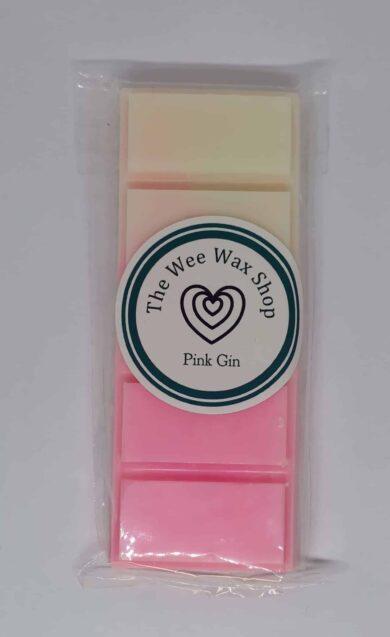 Snap Bar Pink Gin Wax Melt