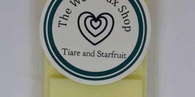 Snap Bar Tiare and Starfruit Wax Melt