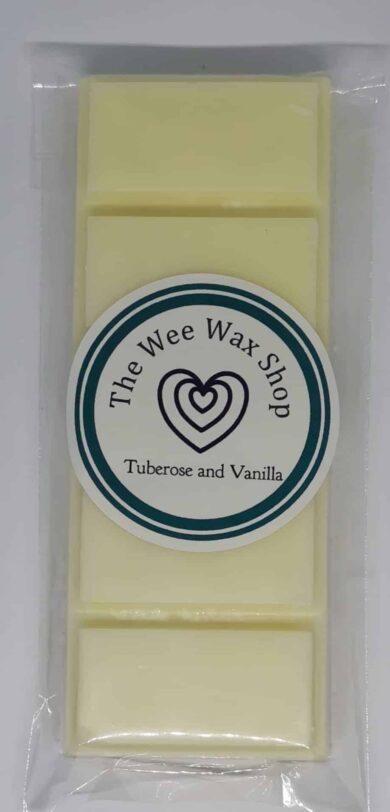 Snap Bar Tuberose and Vanilla Wax Melt