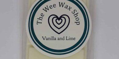 Snap Bar Vanilla and Lime Wax Melt