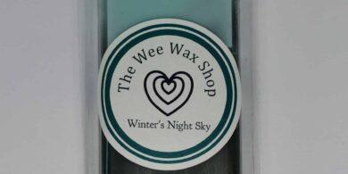 Snap Bar Winters Night Sky Wax Melt