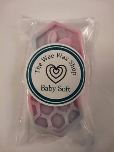 Honeycomb Baby Soft scaled