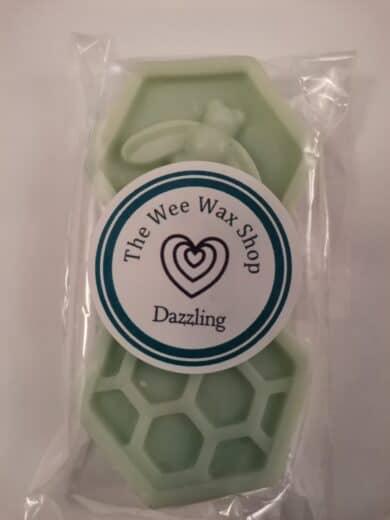 Honeycomb Dazzling scaled