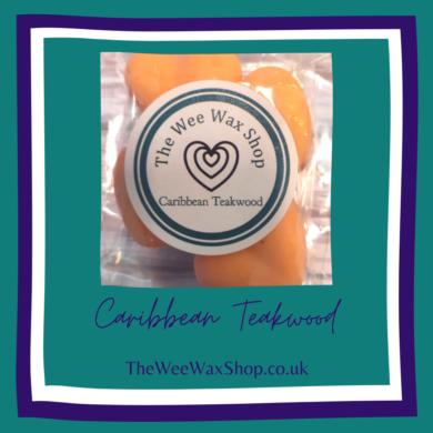 Caribbean hearts front