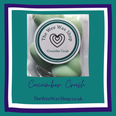 Cucumber Hearts front