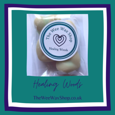 Healing hearts front