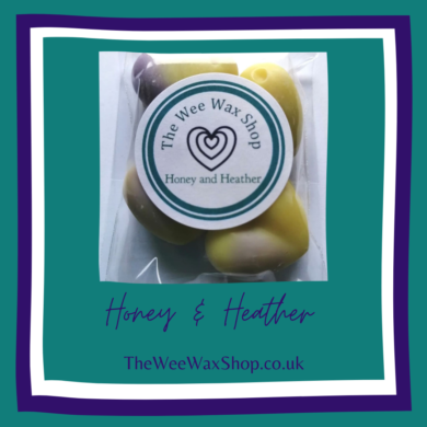 Honey hearts front