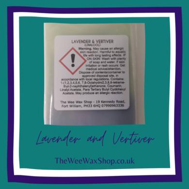 Lavendar and V Back