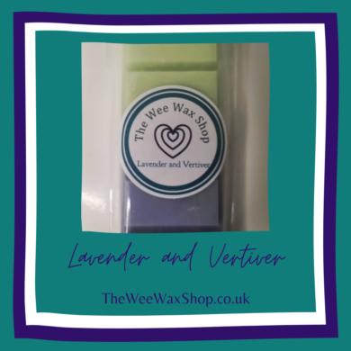 Lavender and V Front