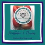 Mistletoe Hearts front