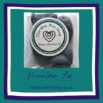 Mountain Air Hearts front