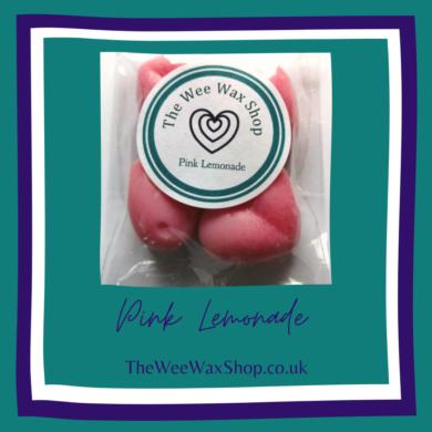 Pink Lemonade Hearts front