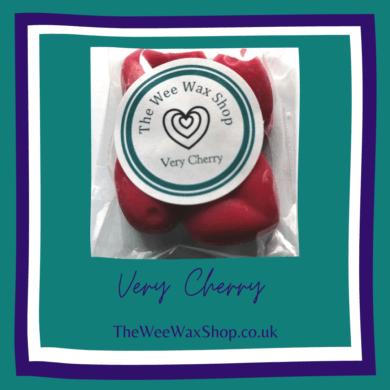 V Cherry hearts front