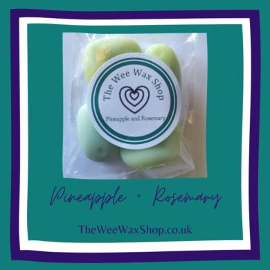 Pineapple 4 hearts